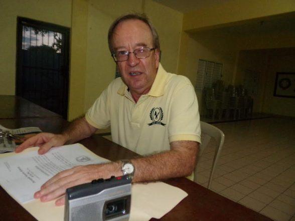 Sacerdote niega Iglesia Católica apoye instalación estación de combustible en La Gallera de SC.