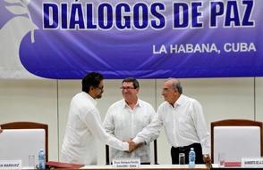 Un acuerdo definitivo sobre paz en Colombia