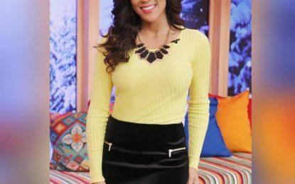 La dominicana Francisca Lachapel se muda a México donde participará en telenovela