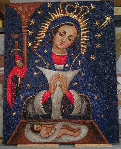 Nuestra Señora de La Altagracia en Vaticano.