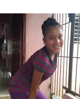 Otra niña desaparecida.