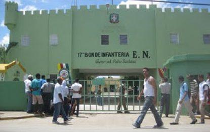 Seibanos siguen demandando traslado de la cárcel.