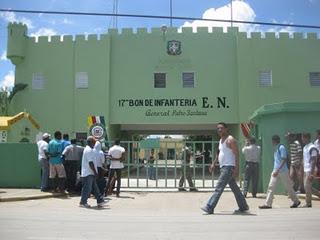 Seibanos indignados por situación de la cárcel.