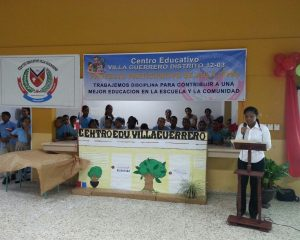 Centro Villa Guerrero lanza proyecto.