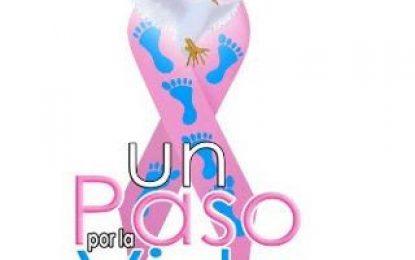 Fundación un Paso por la Vida invita a su caminata anual por los enfermos con cáncer.