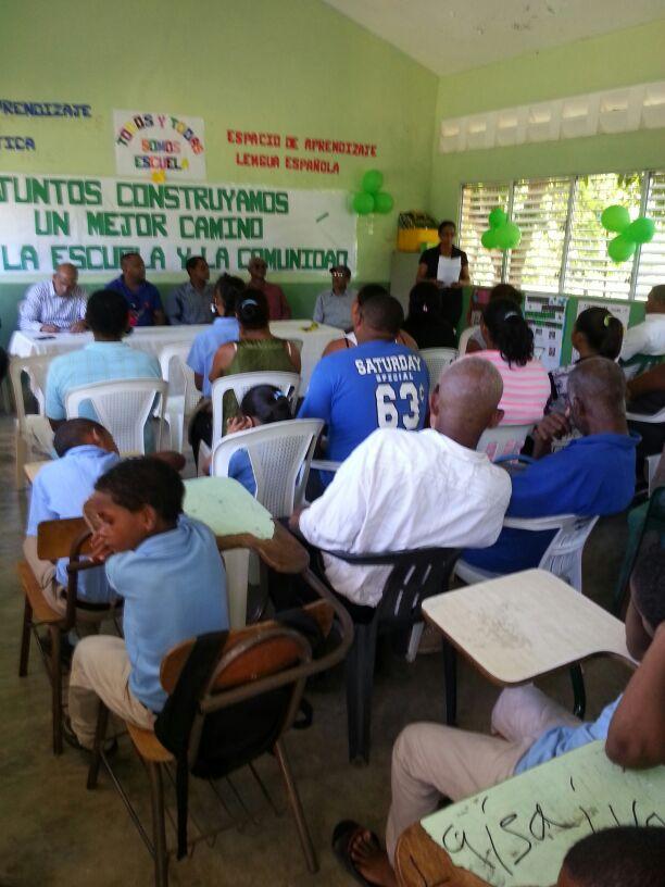 El Centro Jobo Dulce 2 lanza proyecto participativo.