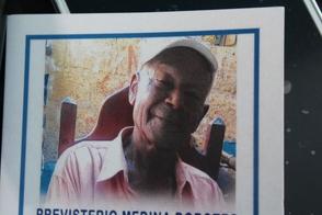 Sospechoso de matar anciano de 90 años pagó a su cómplice mil pesos.