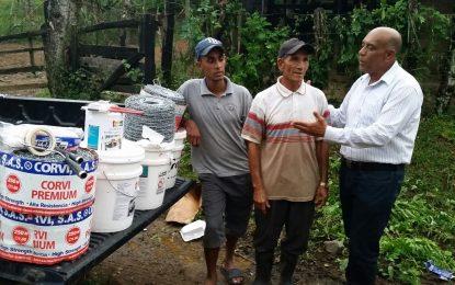 Cementerios rurales  de El Seibo serán rehabilitados.