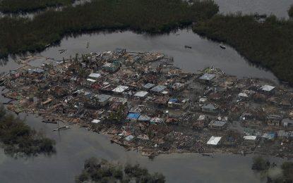 Urge agua potable para evitar epidemia cólera en Haití.