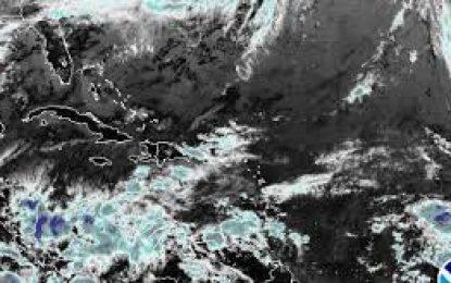 El Seibo entre provincia en alerta meteorológica por vaguada.
