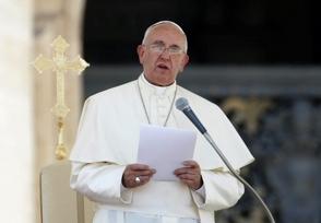El papa denunció que cuanto mayor progreso más personas quedan excluidas.