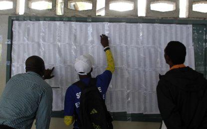Haití registra normalidad en comicios de este domingo