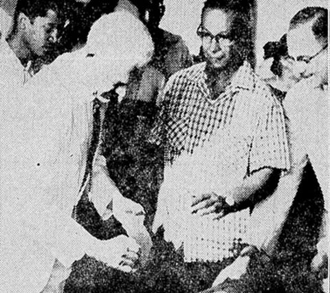 20 de diciembre de 1962, primeras elecciones democráticas luego de la muerte de Trujillo.