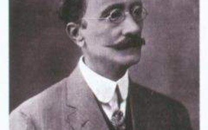 Hoy  se conmemora Nacimiento de Casimiro Nemesio de Moya.