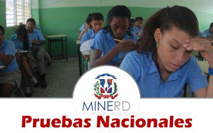 Educación llama a segunda convocatoria Pruebas Nacionales.