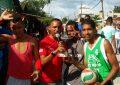El Grupo Comunitario Seibano celebro torneo 3 para 3