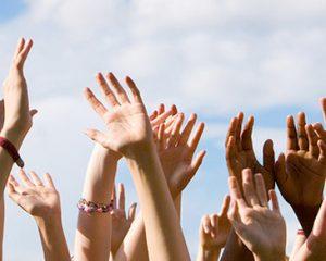 5 de diciembre es el Día Internacional de los Voluntarios.
