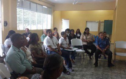 Se realiza 6ta reunión para coordinar protesta general en El Seibo.