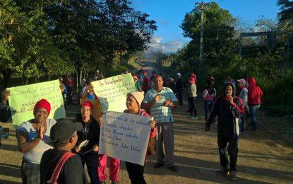 La provincia El Seibo amaneció paralizada por obras