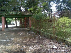 Antiguo parque Infantil El Seibo