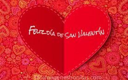 Origen del Día de San Valentín o día de los enamorados y la amistad; 14 de febrero.