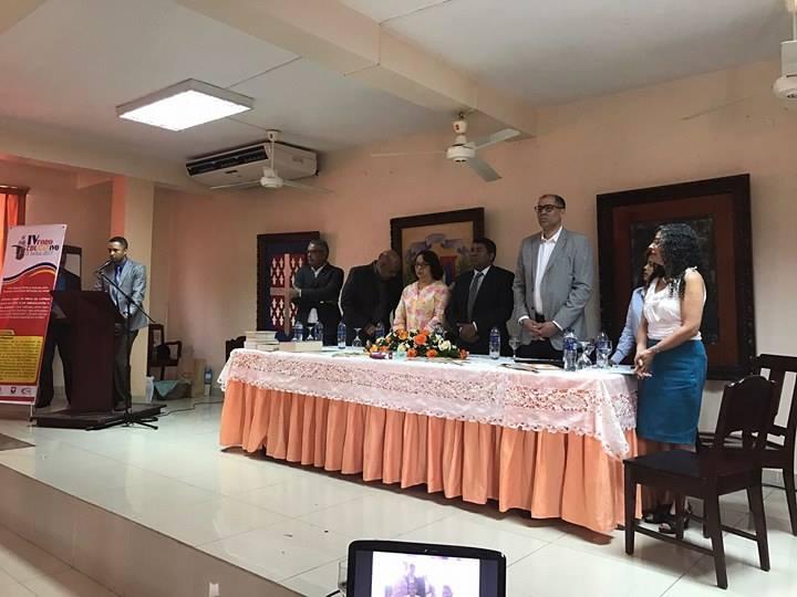 Presentan VI foro educativo El Seibo 2017.