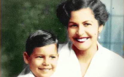 1 de marzo de 1925 fue declarada Bélgica Adela Mirabal Reyes, la única hermana Mirabal Reyes , que sobrevivió a Trujillo.