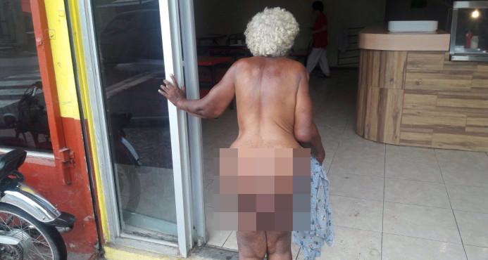 Dominga Marte, nunca imaginó que llegaría a andar desnuda por las calles