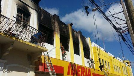 Fuego de Iberia pudo haber causado pérdidas por unos 500 millones de pesos.
