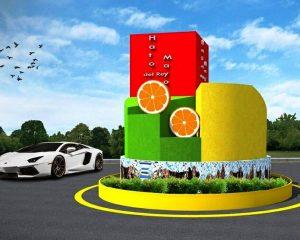 Exaltan renglones económicos de Hato Mayor con un monumento.
