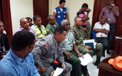 Cuerpos de seguridad y socorro listos para atender en Semana Santa