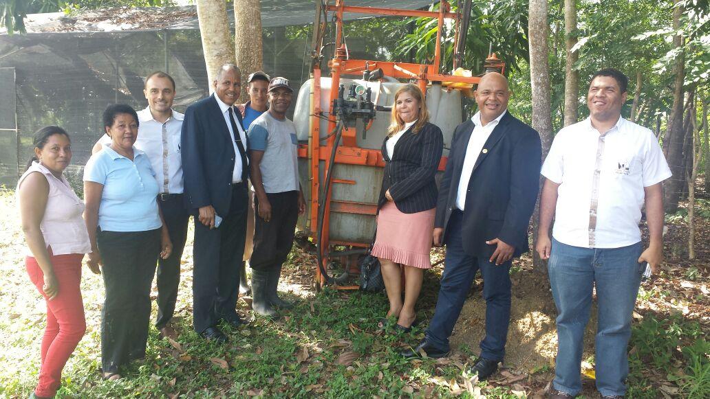 Comisión de Medio Ambiente indaga sobre situación de Mata de Palma.
