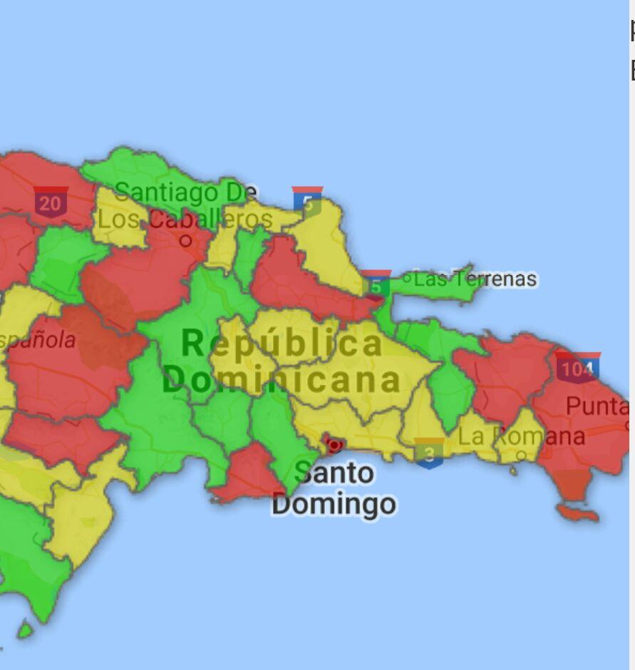 El Seibo entre las 10  provincias en alerta roja por niveles de delincuencia.