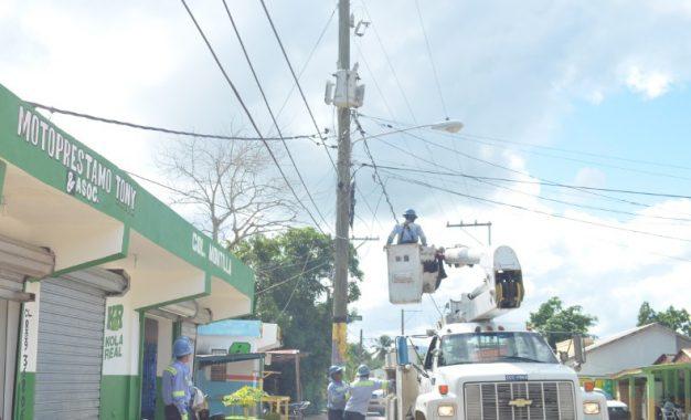 EDE Este construye subestación y redes para mejorar servicio a Nisibón y zonas aledañas