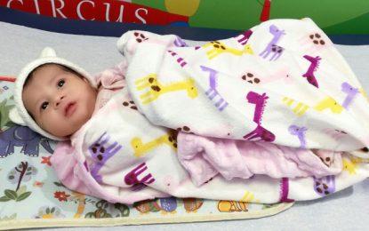 En vivo! TELERADIO MARATON por la vida Astrid Montero, la niña que nació con cardiopatía congénita el pasado 10 de octubre 2017.