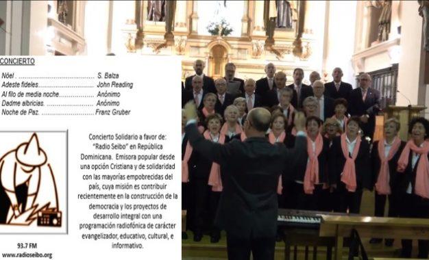 """Realizan concierto solidario a favor de """" Radio Seibo"""""""