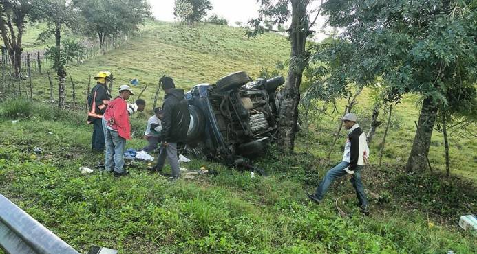Hombre pierde la vida en accidente en la carretera  El Seibo- Hato Mayor