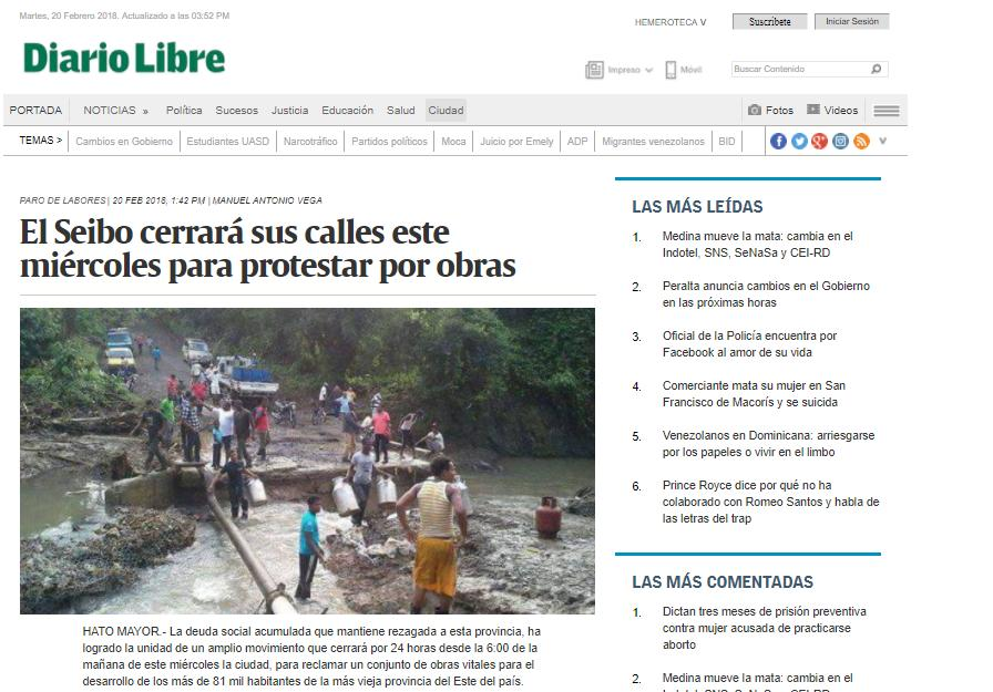 Noticica Diario Libre