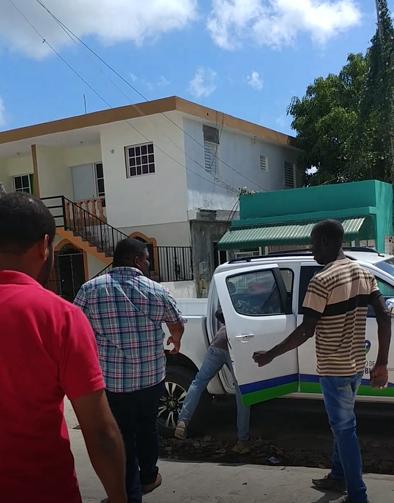 Ciudadano con desorden mental es rescatado por autoridades de El Seibo