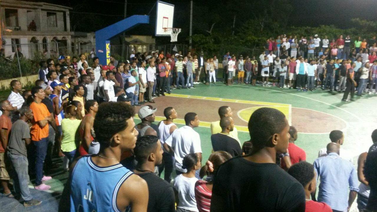 Celebran torneo de baloncesto para fomentar las buenas prácticas en los jóvenes de El Seibo.