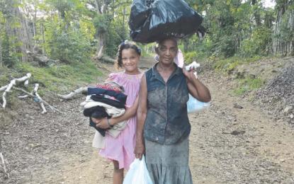 Seibanos libran batalla por derecho a terrenos destinados para caña de azúcar