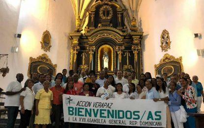 Acción Verapaz realiza Asamblea General Formativo-Electiva  2018