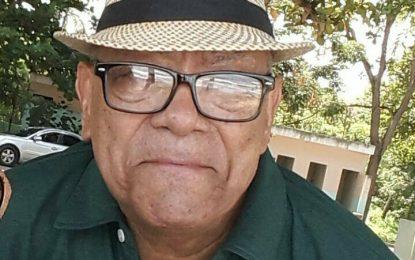 Familiares buscan desesperados al señor Luis Objio