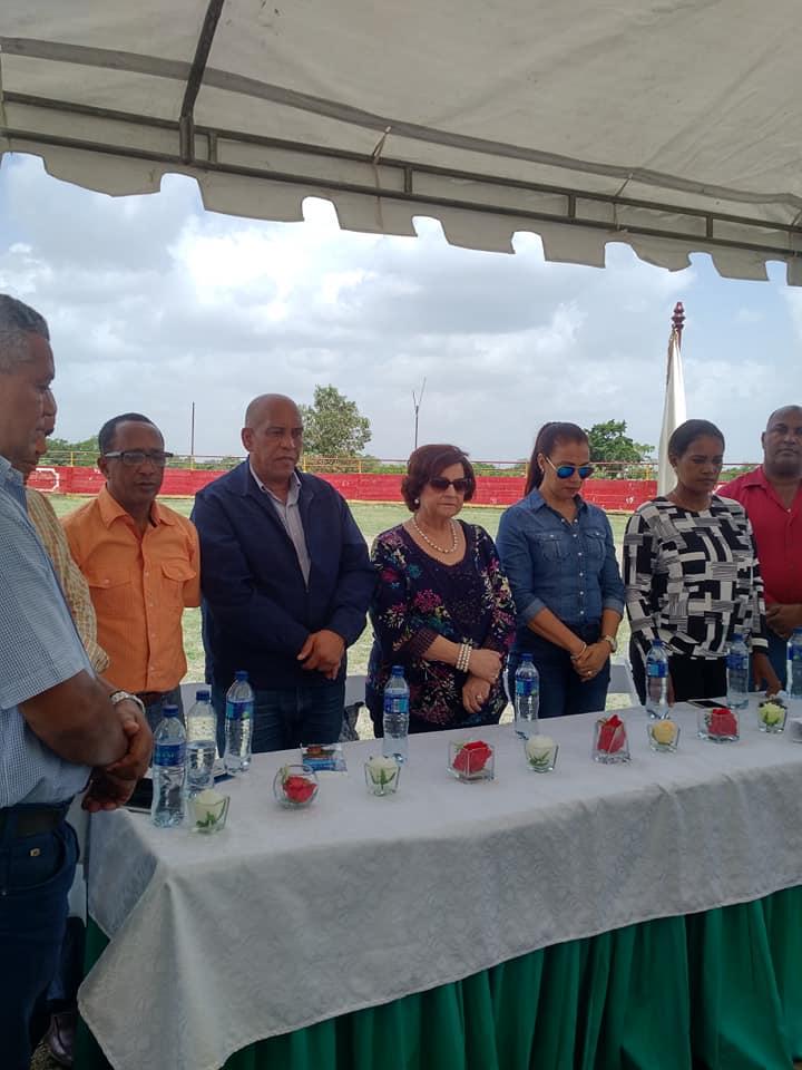 Ayuntamiento Municipal inicia la construcción de una´´Plaza de toros y multiusos´´