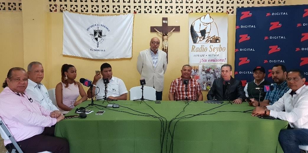 Con éxito rotundo se desarrolló transmisión de ´´El Gobierno del Sábado´´ desde El Seibo