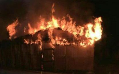 Incendio destruye vivienda en El Seibo