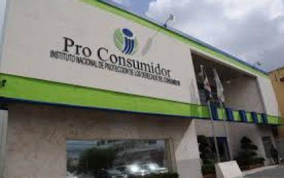 Pro Consumidor insta a denunciar irregularidades en los comercios