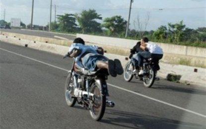 Ciudadanos denuncian carreras clandestinas durante estado de emergencia