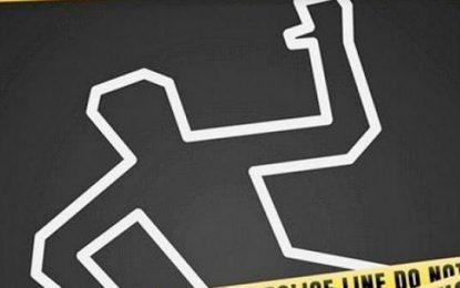 Muere hombre tras recibir descarga eléctrica