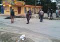 Protesta acalorada por falta de energía en Villa Guerrero